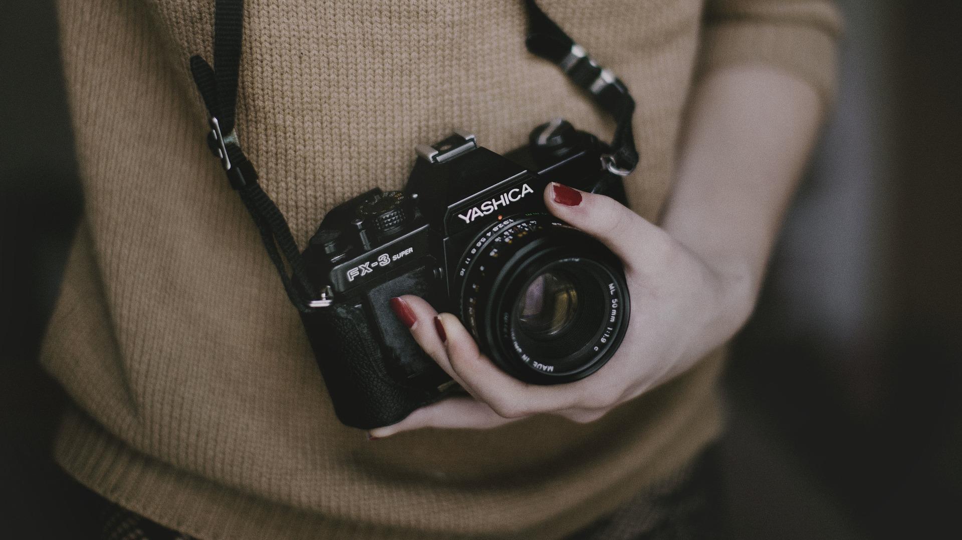 【超初心者向け】最初に選ぶカメラの考え方